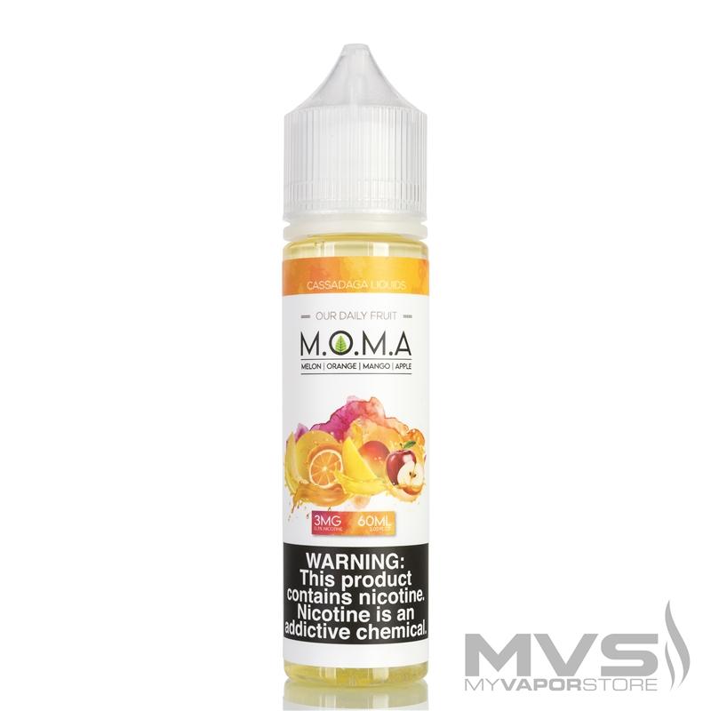MOMA By Cassadaga Liquids - 60ml