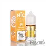 Lemon Cream by Nic Salt Gost Vapor EJuice