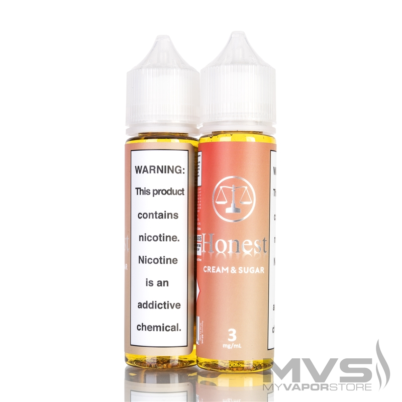 Cream & Sugar by Honest Ejuice