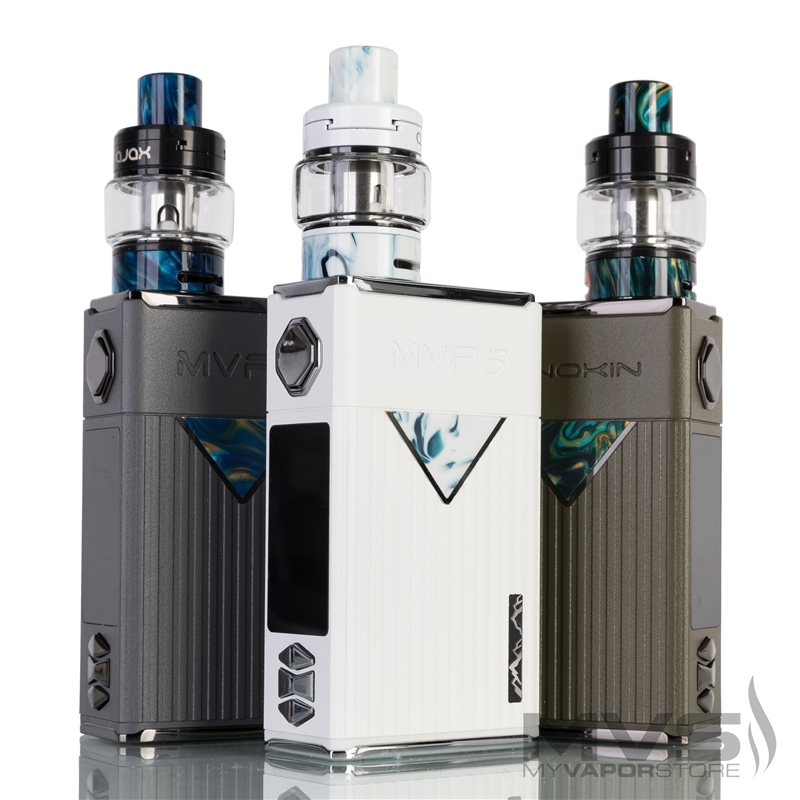 Innokin MVP5 with Ajax Starter Kit
