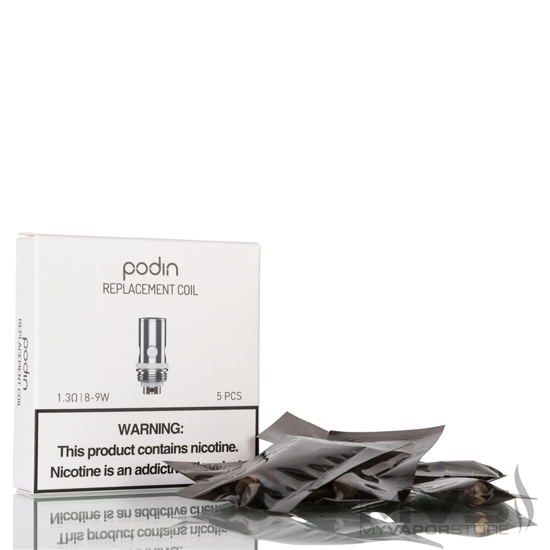 Innokin Podin Atomizer Head - Pack of 5