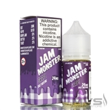 Grape by Jam Monster Nic Salt eJuice