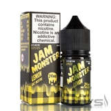 Lemon by Jam Monster Nic Salt eJuice