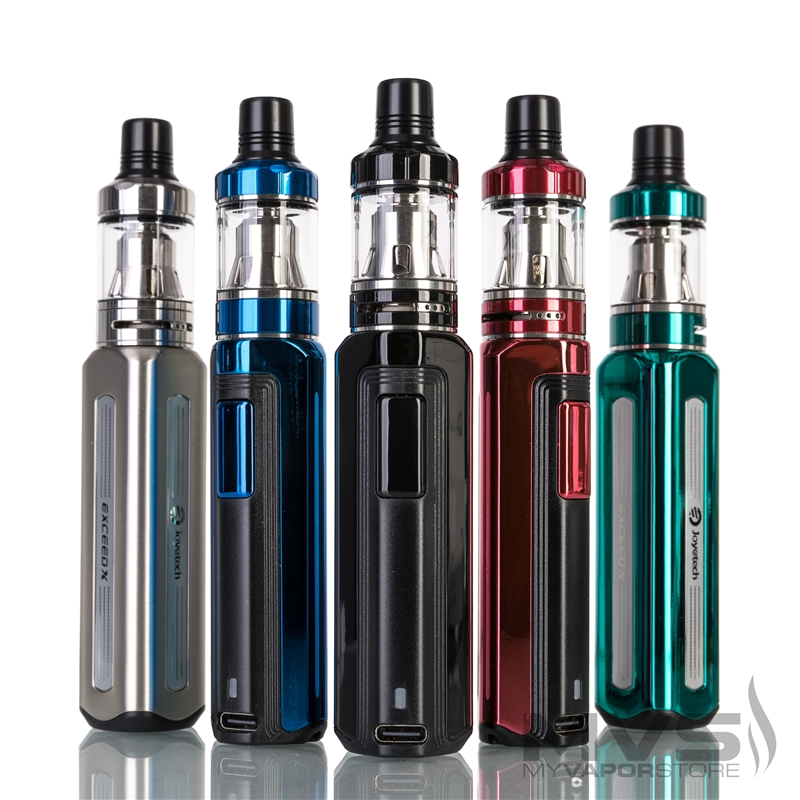 Joye Exceed X with Exceed X Tank Starter Kit