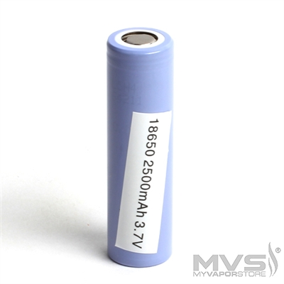 Samsung INR18650 25S 2500mAh Battery - 25 Amp