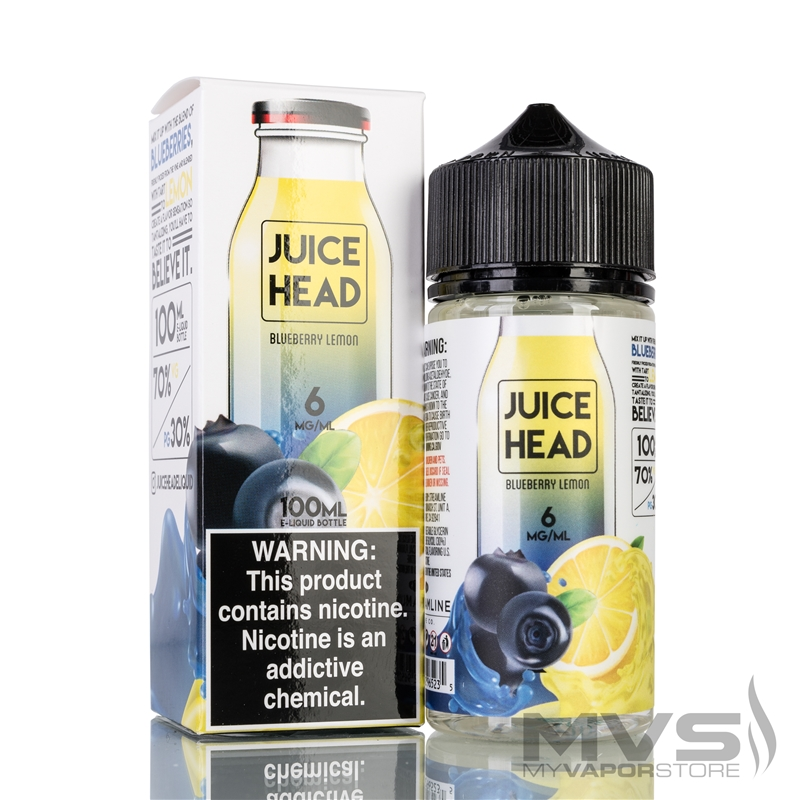Blueberry Lemon by Juice Head EJuice