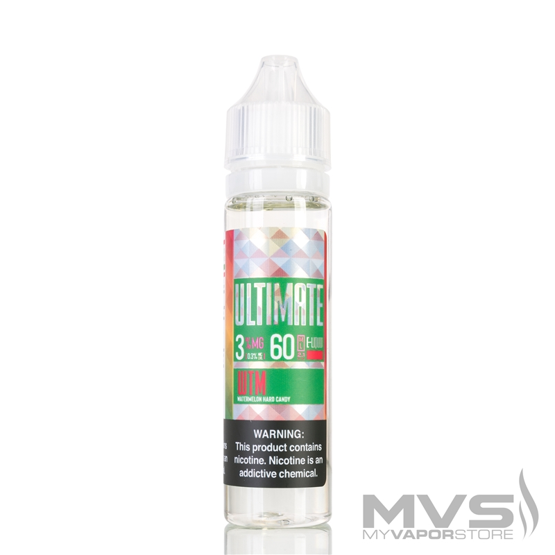 Ultimate WTM by Junkie Juice eLiquid