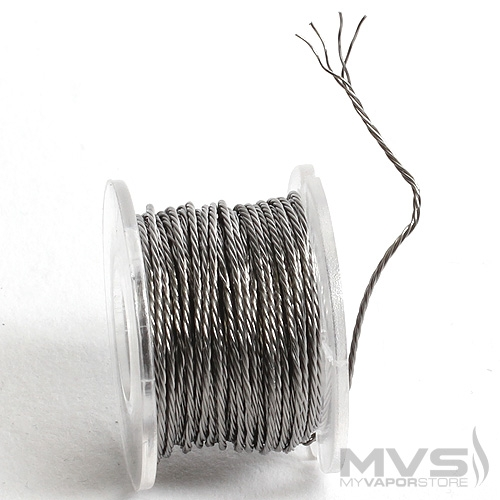 Braided kanthal wire vape wire center youde twisted kanthal wire rh myvaporstore com kanthal wire gauge sizing kanthal wire gauge sizing keyboard keysfo Choice Image