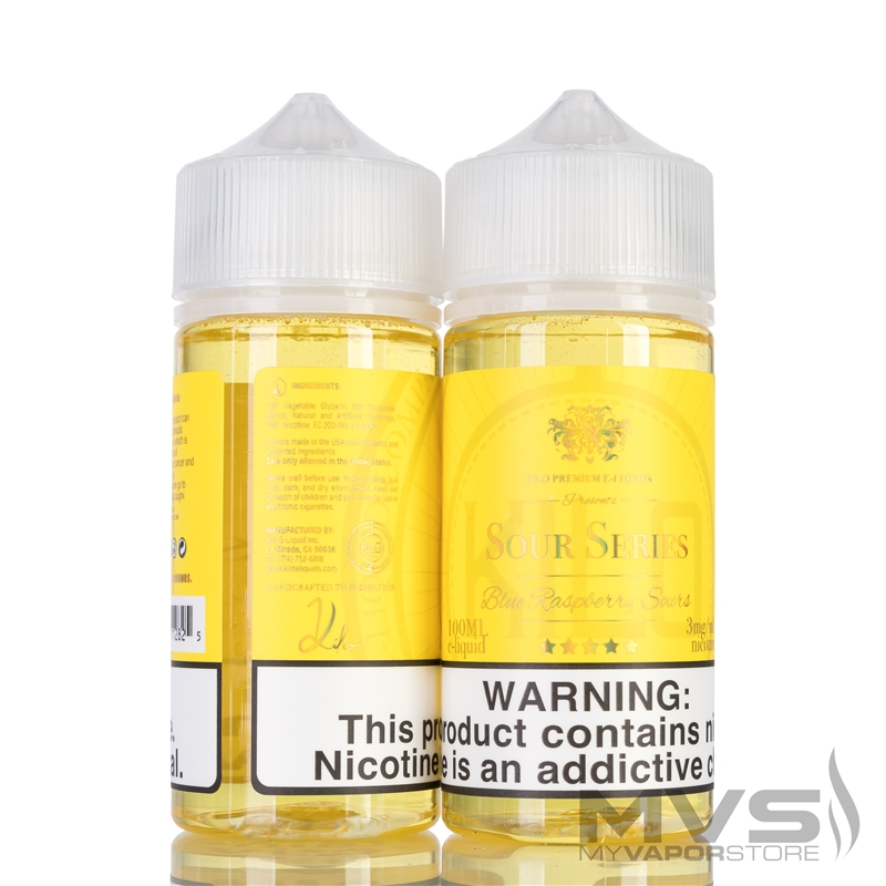 Blue Raspberry Sours by Kilo E-Liquids - 100ml