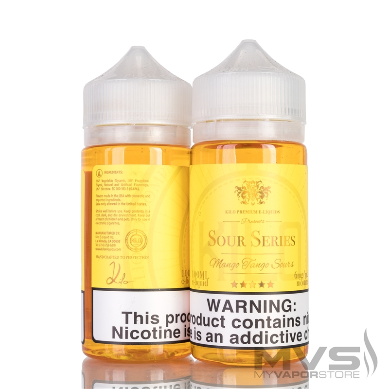 Mango Tango Sours by Kilo E-Liquids - 100ml
