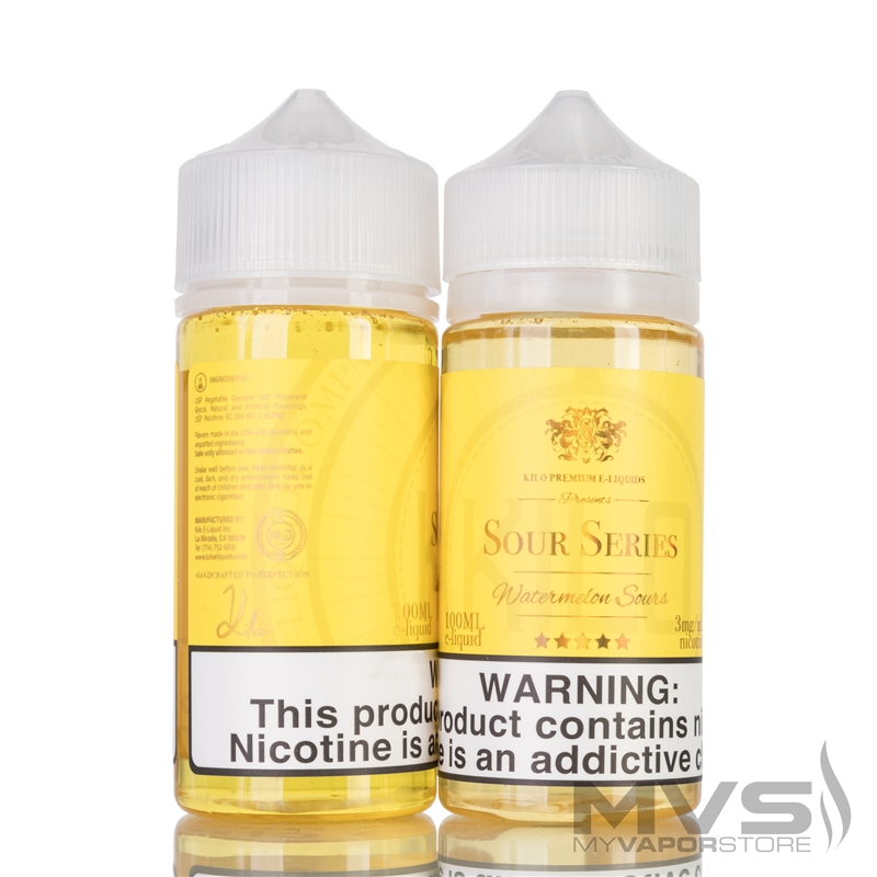 Watermelon Sours by Kilo E-Liquids - 100ml