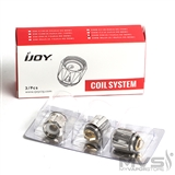 iJoy Diamond Baby Atomizer Head - Pack of 3