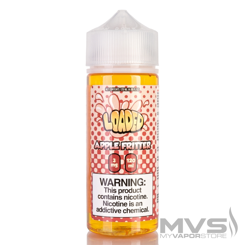 Apple Fritter by Loaded EJuice