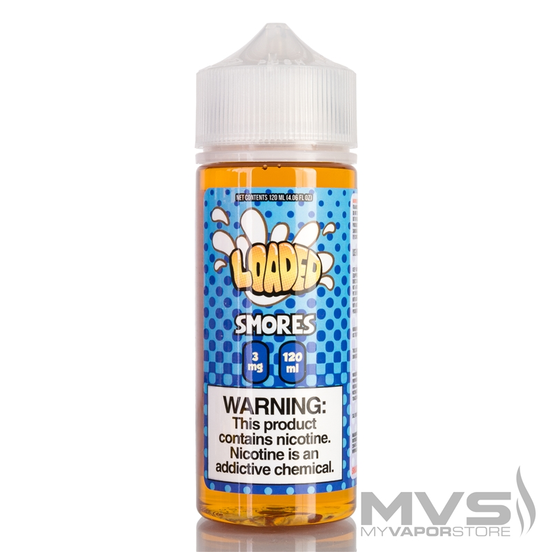 Smores by Loaded E-Liquid - 120ml