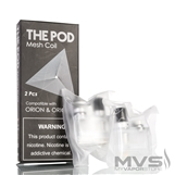The Pod Lost Vape Orion Pod Empty Cartridge