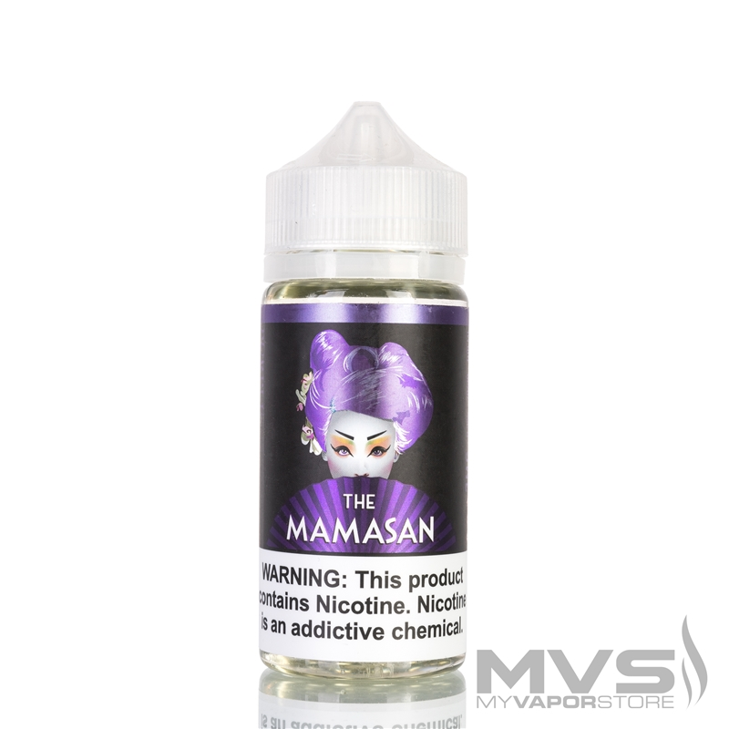 Purple Cheesecake by The Mamasan EJuice