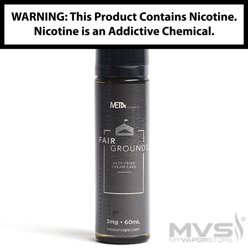 Fairgrounds by MET4 Vapor EJuice
