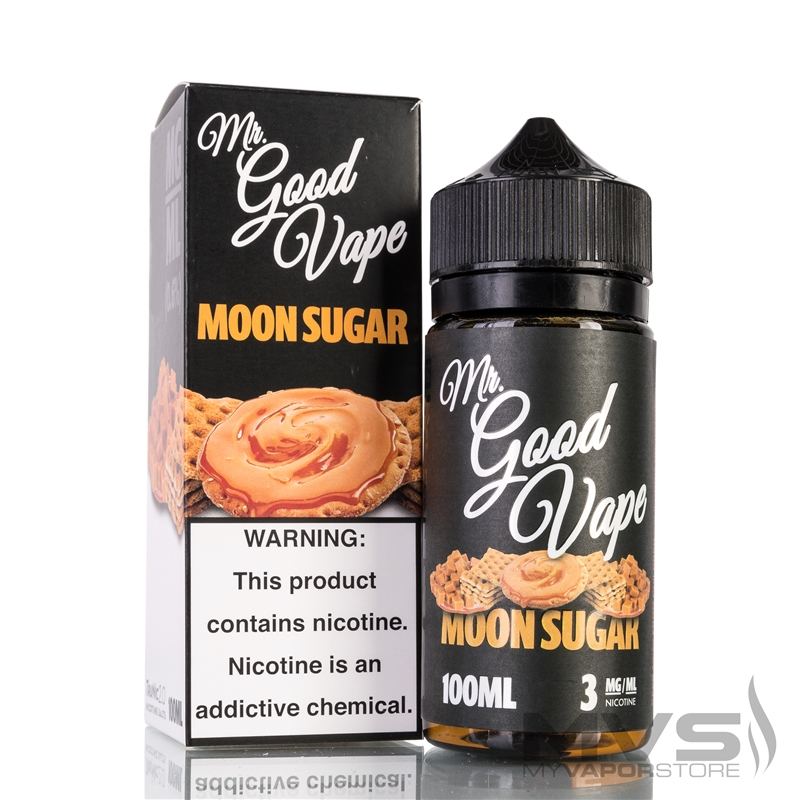Mr Good Vape - Moon Sugar