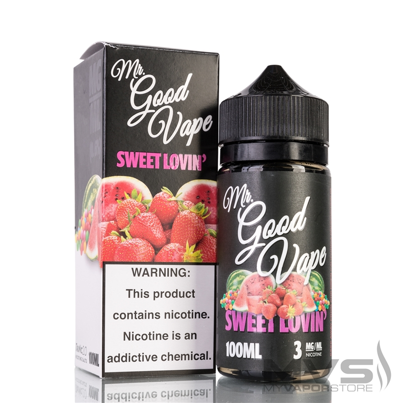 Mr Good Vape - Sweet Lovin