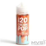 Mad Hatter e-Liquid 120 Cream Pop