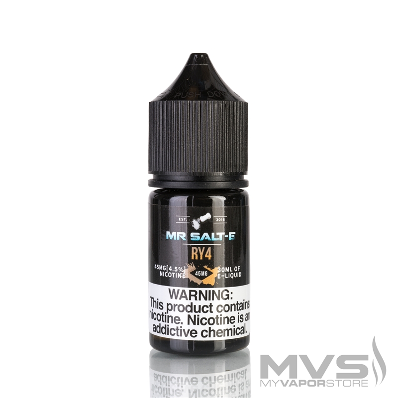 RY4 by Mr. Salt-E eJuice