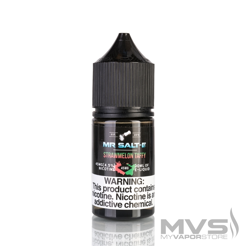 Strawmelon Taffy by Mr. Salt-E eJuice