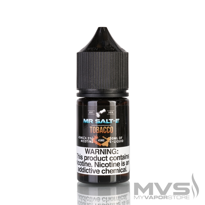 Tobacco by Mr. Salt-E eJuice