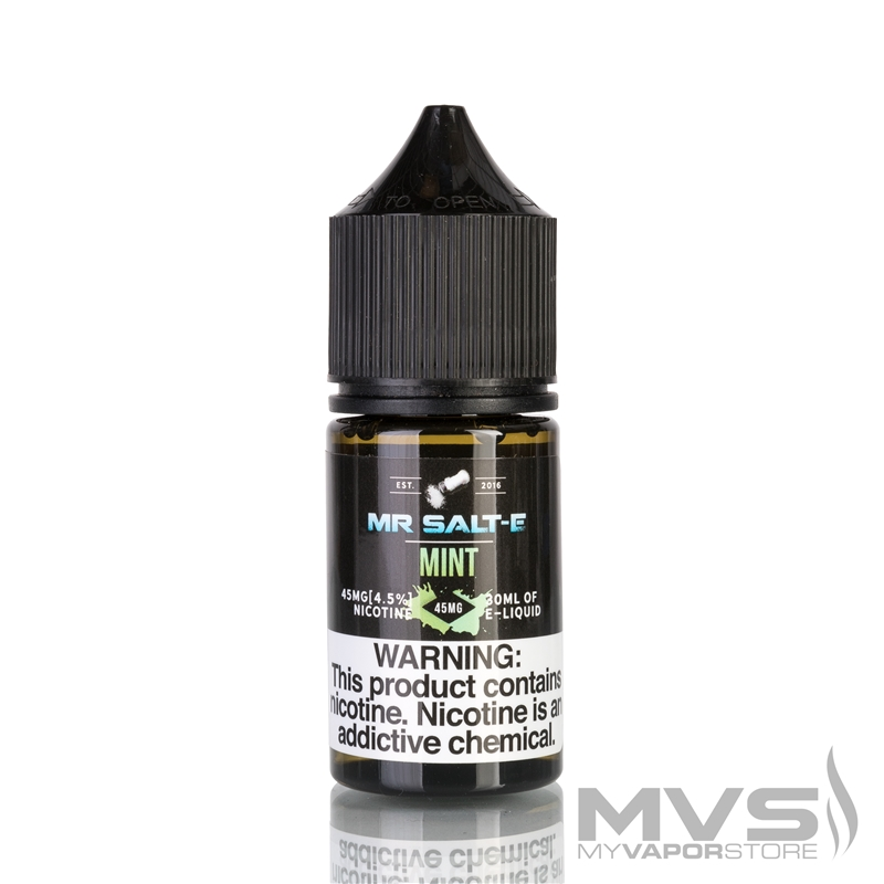 Mint by Mr. Salt-E eJuice