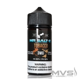 Tobacco by Mr. Salt-E eJuice - 100ml