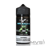 Mint by Mr. Salt-E eJuice - 100ml