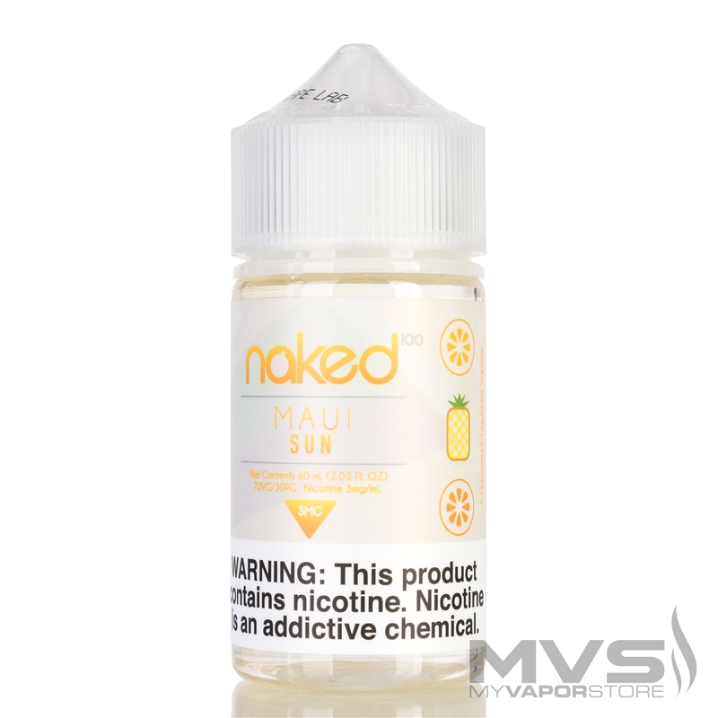 Maui Sun by Naked 100 - 60ml