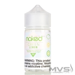 Green Lemon by Naked 100 eJuice - 60ml
