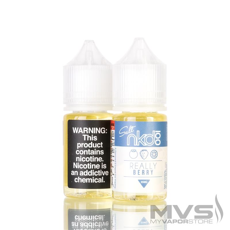 Really Berry by Naked 100 Salt eJuice