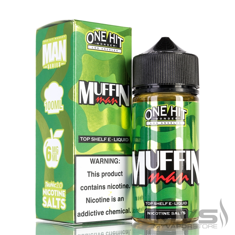 The Muffin Man by One Hit Wonder E-Liquid