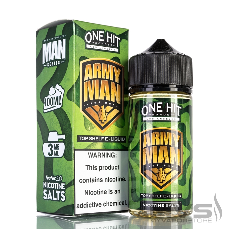 Army Man by One Hit Wonder E-Liquid