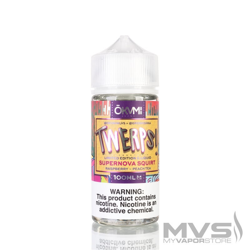 Twerps Super Nova Squirt by OKAMI eJuice