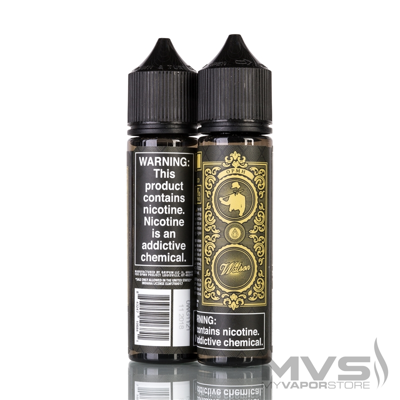 Watson Gold by OPMH Project eJuice