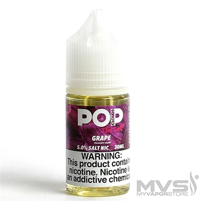 Grape by Pop Clouds The Salt EJuice