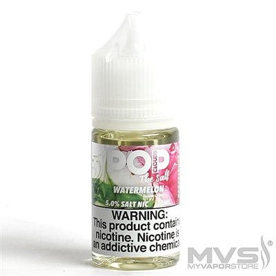 Watermelon by Pop Clouds The Salt EJuice