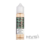 Strawberry Watermelon by Pachamama SubOhm Salts E-Liquids