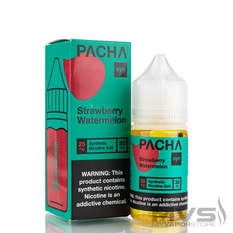 Strawberry Watermelon by Pachamama Salts E-Liquid