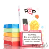 JUUL Compatible POP Pods Flavor Pods