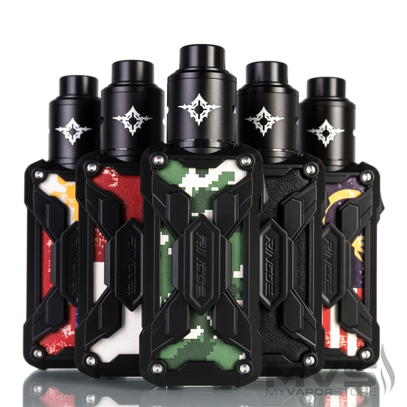 Rincoe Mechman Nano RDA Kit