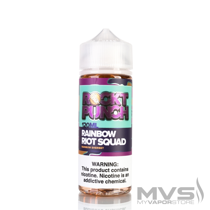 Rainbow Riot Squad by Rockt Punch eJuice