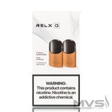 Replacement RELX Alpha Flavor Pods