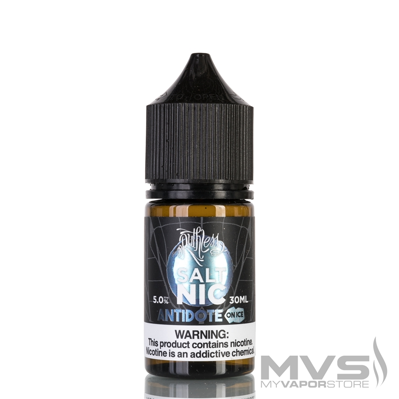 Antidote on Ice by Ruthless Nicotine Salt