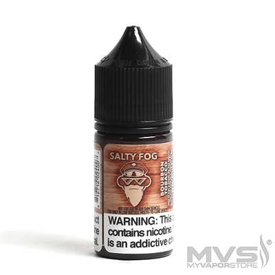 Bourbon Tobacco by Salty Fog EJuice