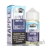 Iced Grape Reds Apple Ejuice by 7 Daze - 60ml