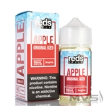 Iced Reds Apple Ejuice by 7 Daze - 60ml