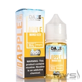 Reds Apple Mango Iced by 7 Daze Salt Series EJuice